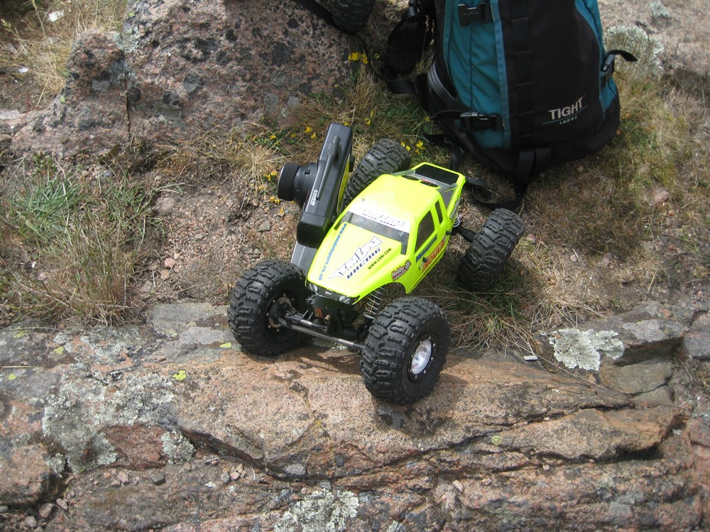 RC4WD The Nordics 2010 - 2.2 rockcrawling