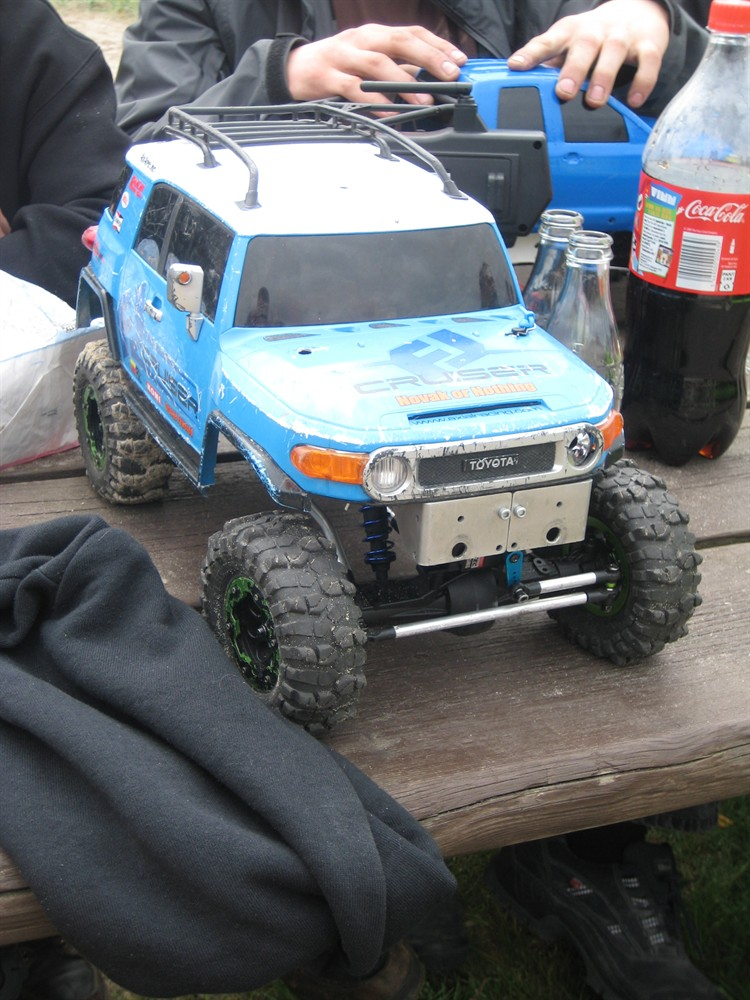 RC4WD The Nordics 2010 - 1.9 skalacrawling